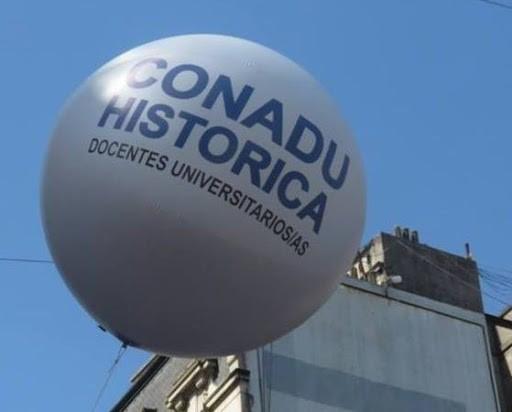 CONADU HISTÓRICA definió 72 horas de protestas