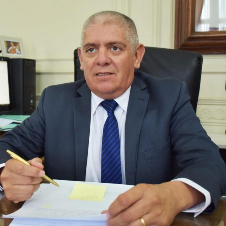 Ministro Quintero brindó detalles de los fondos depositados por la provincia