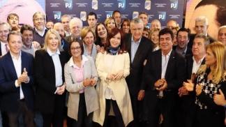 Cumbre de partidos opositores en el PJ para formar un frente electoral