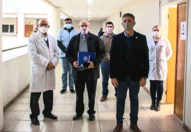 Hospital de la UNLaR posibilitará la práctica de estudiantes de la Fundación Barceló