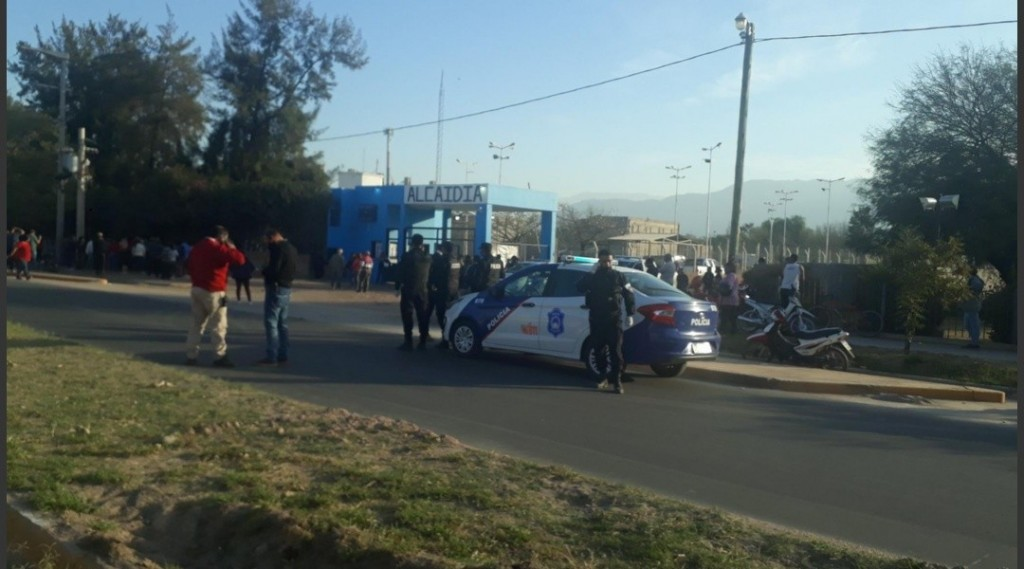La policía de La Rioja capturó una banda de delincuentes cordobeses
