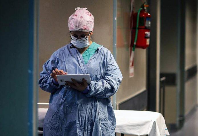 Récord de muertes y contagios de coronavirus en el país