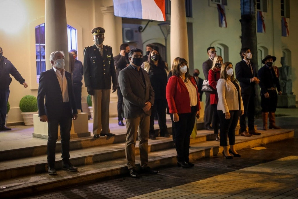 Municipio realizó actos protocolares por el Dia de La Rioja