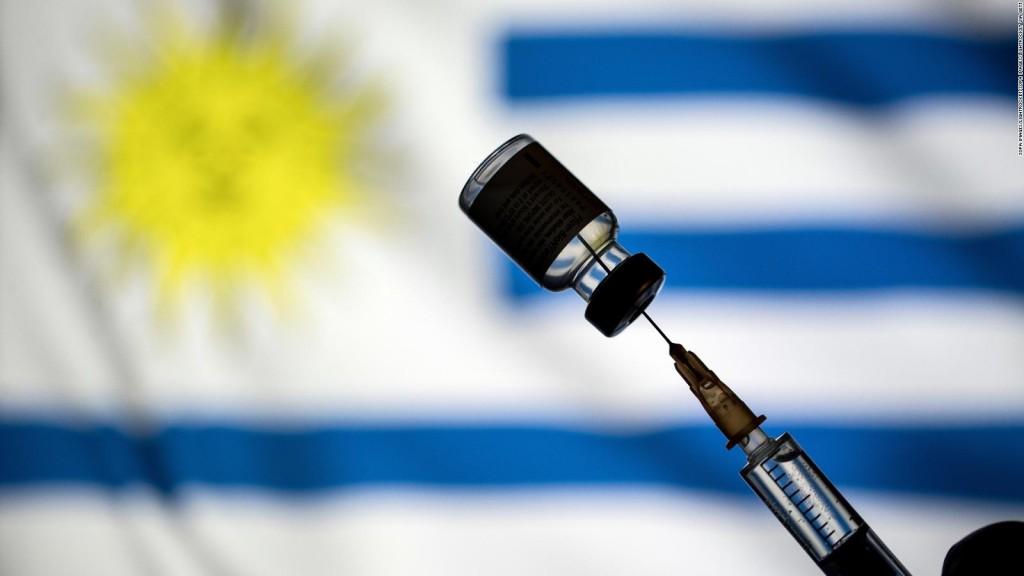 Uruguay encabeza el ranking de países con más muertes