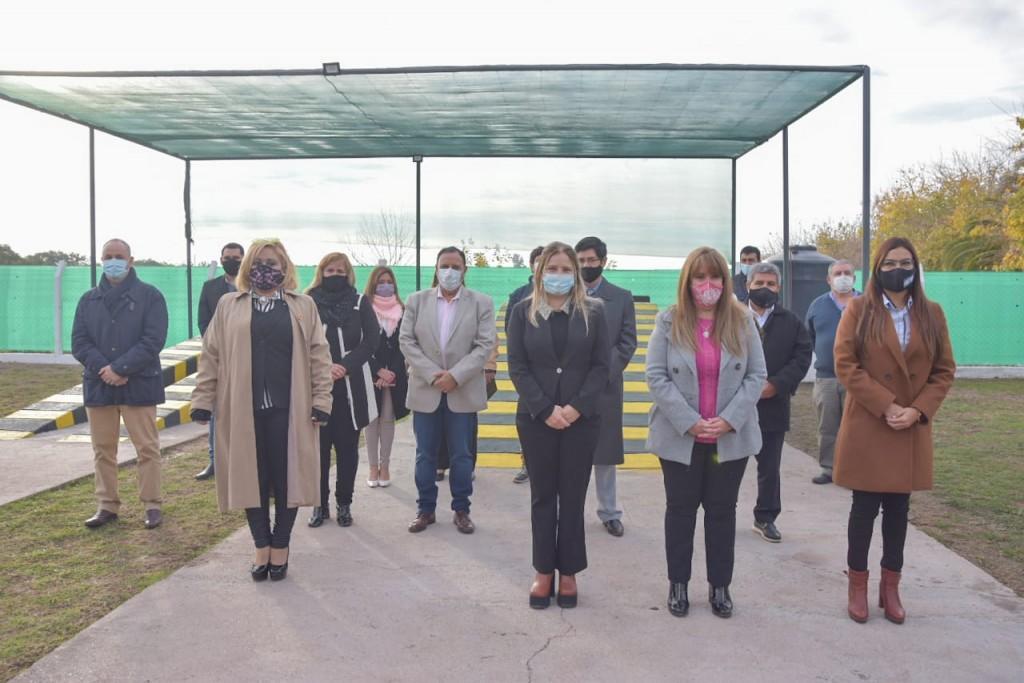 El gobierno provincial puso en funcionamientos tres emprendimientos laborales en el Servicio Penitenciario
