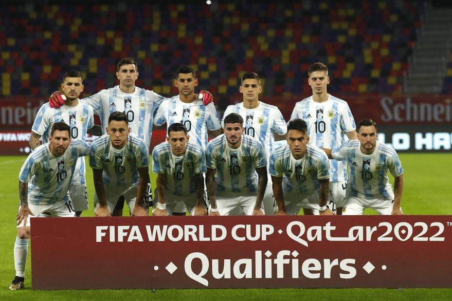 La lista argentina para la Copa América 2021
