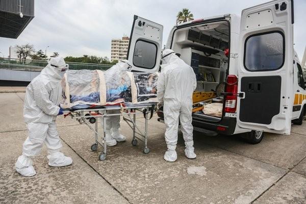 Covid-19: 27.628 casos y 669 muertos en las últimas 24 horas en nuestro pais