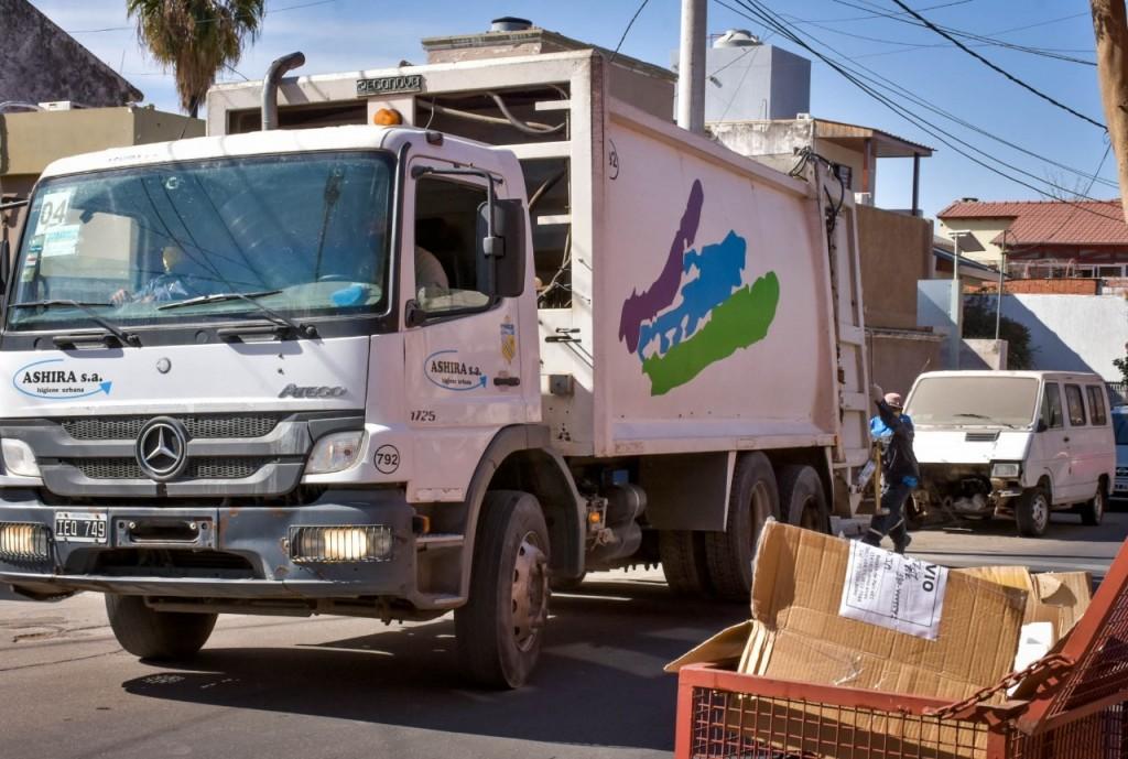 Coronavirus: Vacunarán a trabajadores de higiene urbana del municipio capitalino