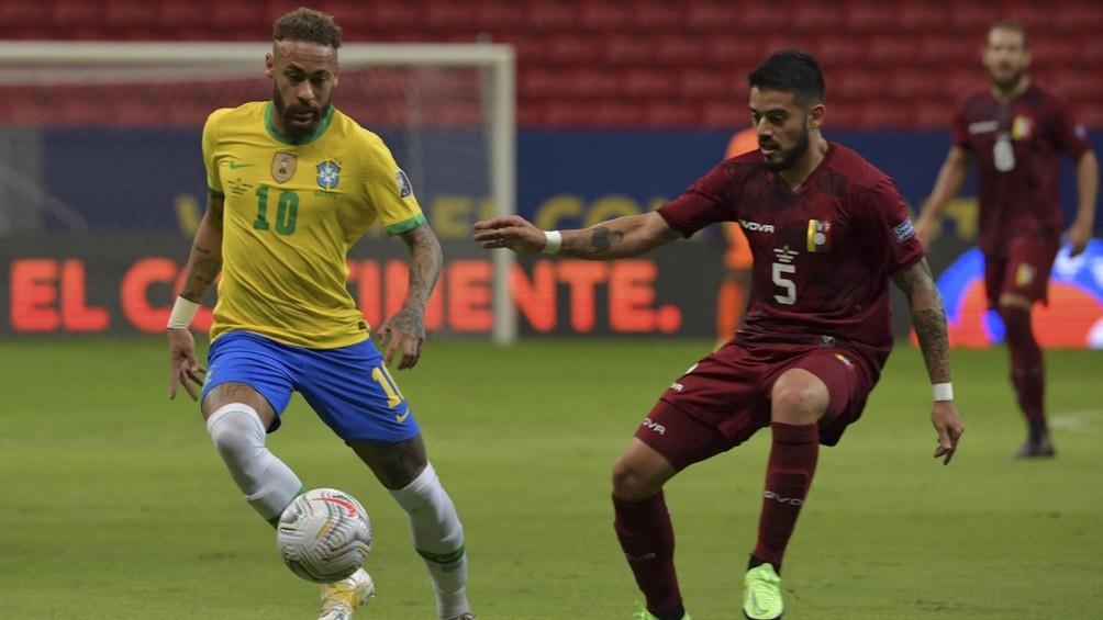 Copa América: Brasil debutó con una goleada ante Venezuela