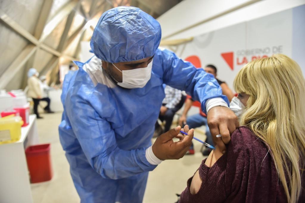 Continua el Plan Operativo de Vacunación en La Rioja