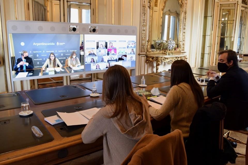 Se reunió el Consejo Federal para la Prevención y el Abordaje de Femicidios, Travesticidios y Transfemicidios - Región NEA