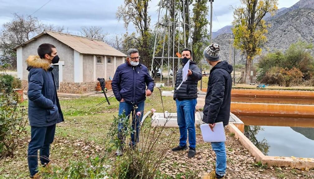 Amplían servicios de agua y saneamiento en Sañogasta y Milagro