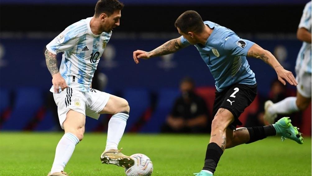 Copa América: Argentina logró su primer victoria en el certamen