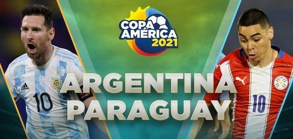 Copa América: Argentina va por la clasificación a cuartos de final frente a Paraguay