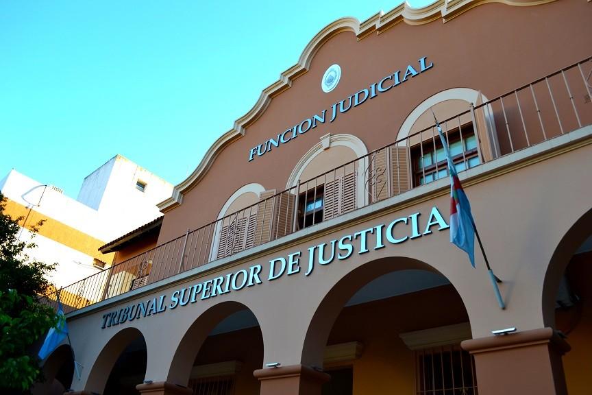 El Tribunal Superior de Justicia informó la modalidad de trabajo de su personal