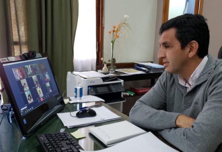 Martínez aseguró que se cumplió con todo lo pactado para la práctica educativa