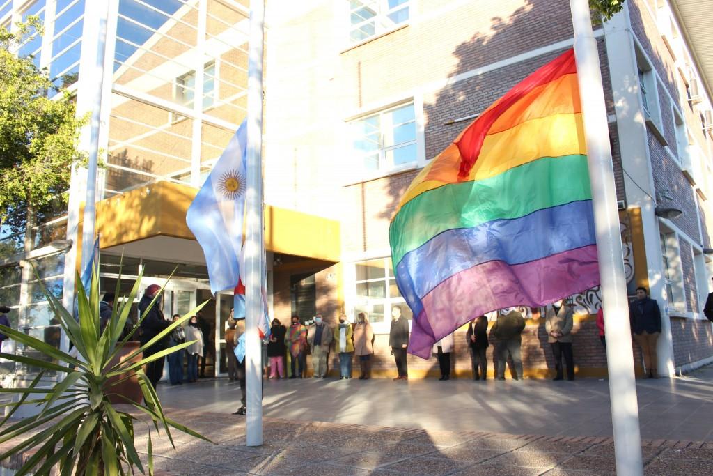 La UNLaR celebró el Día del Orgullo LGBTIQ+ y anunció preinscripción en Diplomatura en Géneros y Diversidades Sexuales