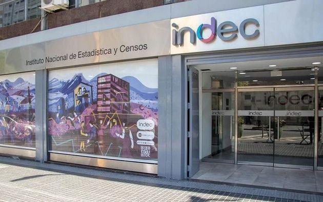 INDEC: la actividad económica bajó 1,2% en abril y creció 28,3% interanual