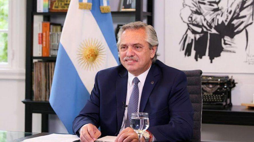 Alberto Fernández participó este miércoles del Foro Mundial de Género