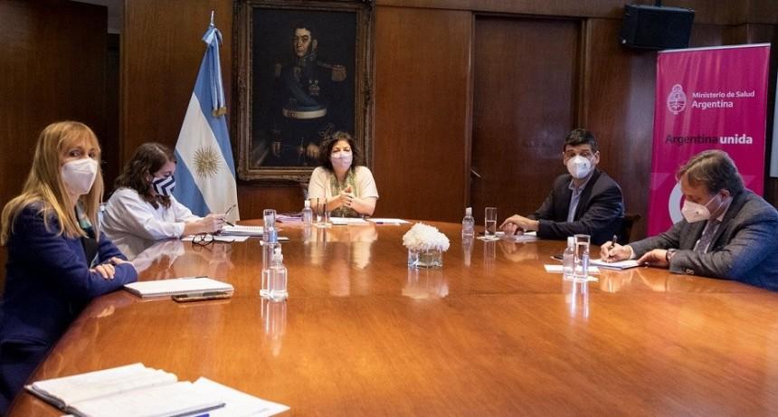 Vizzotti acordó con ministros de Salud la aceleración de la vacunación y mantener las medidas preventivas contra el COVID-19