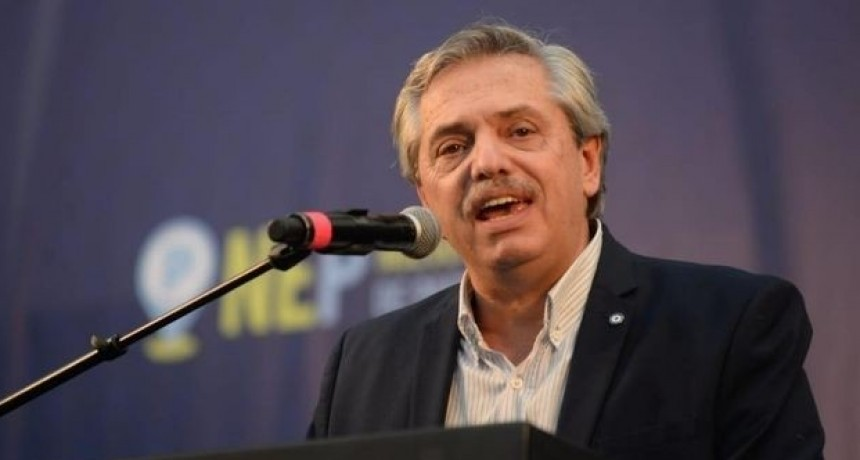 Alberto Fernández visita Catamarca