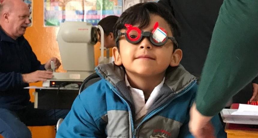 Educación y FUNDANOA valoran campañas oftalmologicas en las escuelas