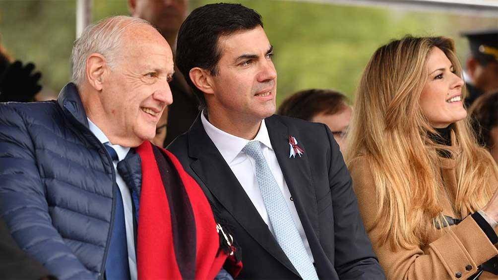 Lavagna y Urtubey se reunirán con Schiaretti tras la foto del cordobés con Alberto Fernández