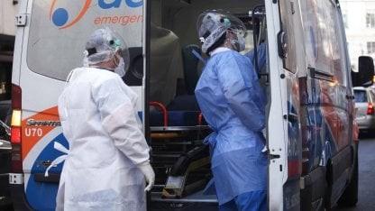 Se registraron 21.177 nuevos casos y 469 muertes en las últimas 24 horas