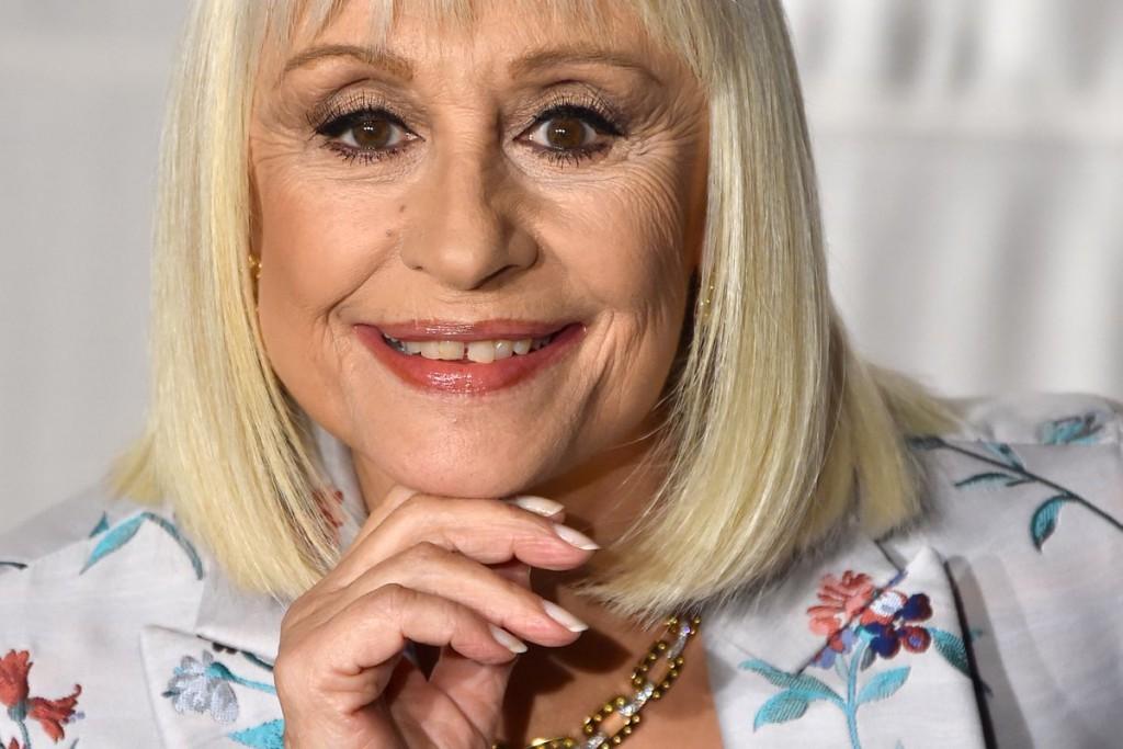 A los 78 años falleció Raffaella Carrà