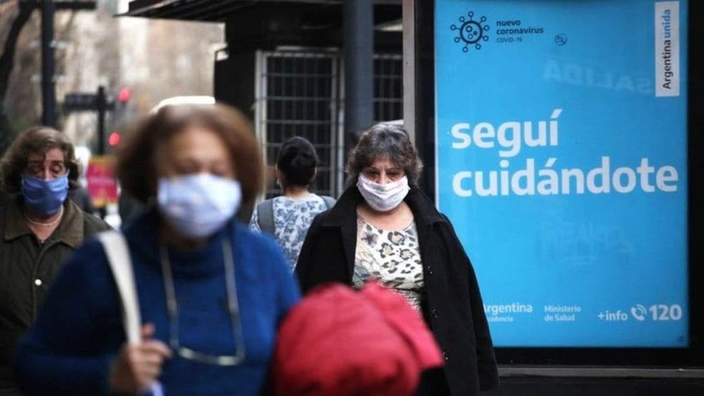 Argentina reportó 12.230 nuevos casos y 276 fallecidos en las últimas 24 horas