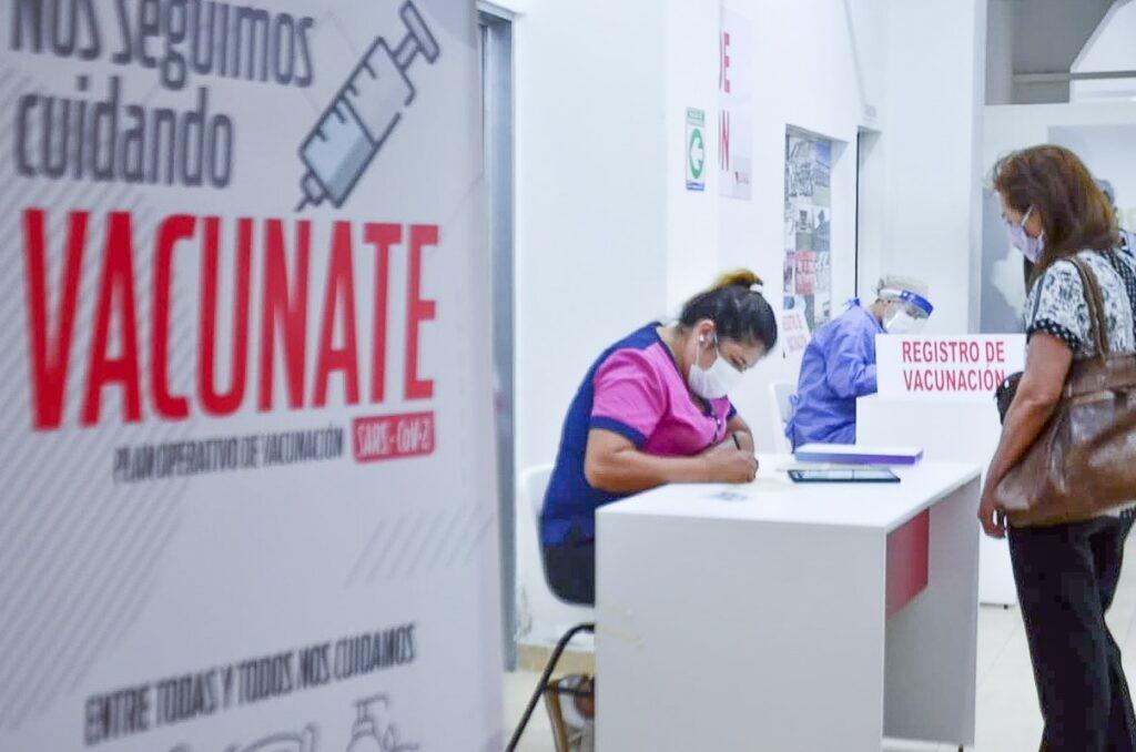 La Rioja acelera vacunación en los departamentos con actividad turística