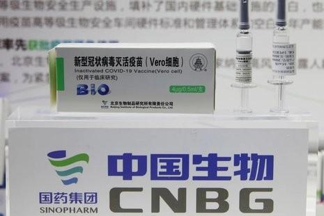 La vacuna de Sinopharm alcanza una eficacia del 84%
