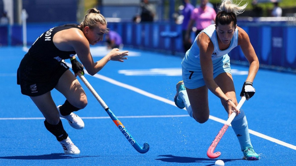Juegos Olímpicos: Las Leonas perdieron 3-0 en su debut frente a Nueva Zelanda
