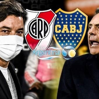 El superclásico de Copa Argentina entre Boca-River será el 4 de agosto