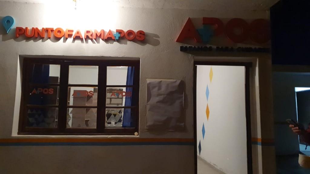 Corredor FARMAPOS de Los Llanos