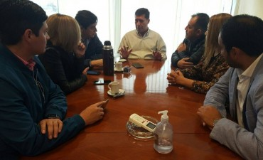 Fondos para los PEM: Casas brindó detalles del envío del dinero al municipio