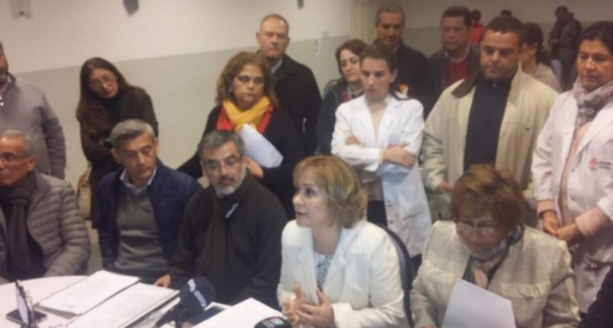 La Ministro de Salud anunció un aumento del 16 % en el valor de las guardias