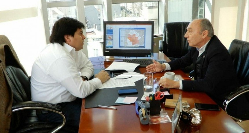 El gobierno riojano sigue haciendo gestiones por el Corredor Bioceánico