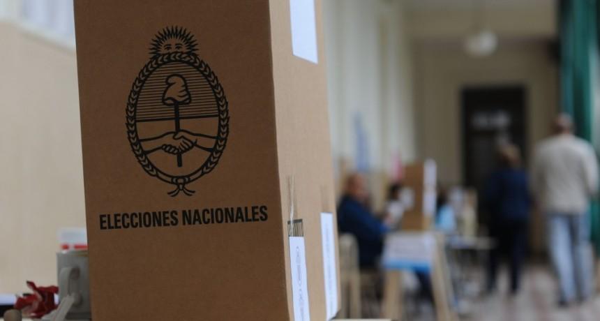 Cerraron los comicios en La Rioja y votaron el 70% de los empadronados
