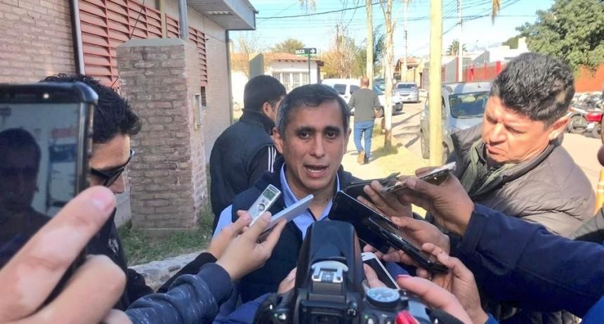 Paredes Urquiza pidió una mayor participación de la ciudadanía