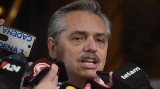 Alberto Fernández prometió