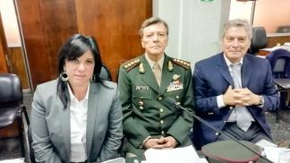 El Tribunal Oral Federal de La Rioja dictará el viernes sentencia en el juicio a Milani