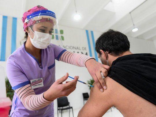 Más de 7 millones de argentinos recibieron las dos dosis de la vacuna contra el COVID-19