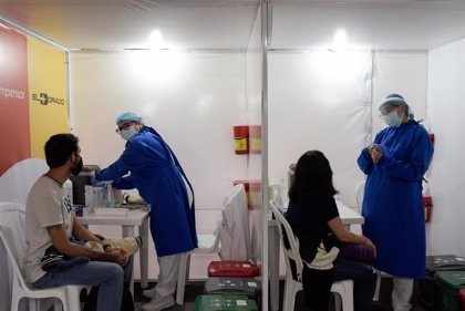 En Colombia proponen cuarentenas obligatorias para los no vacunados