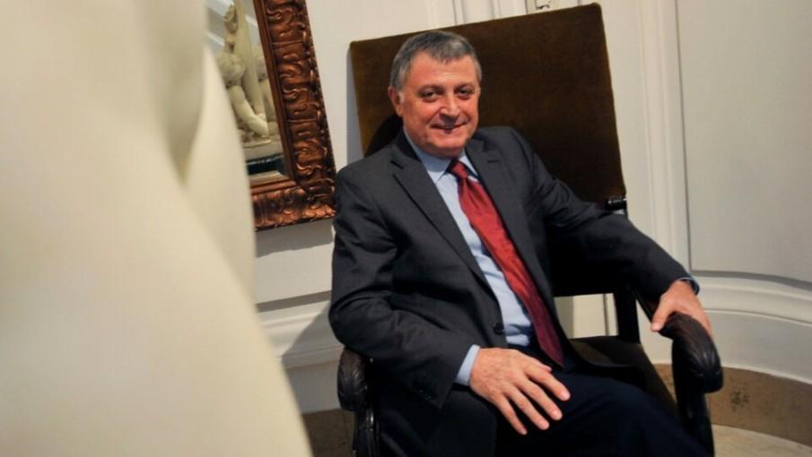 Murió Gino Renni, tras casi dos meses internado por covid-19