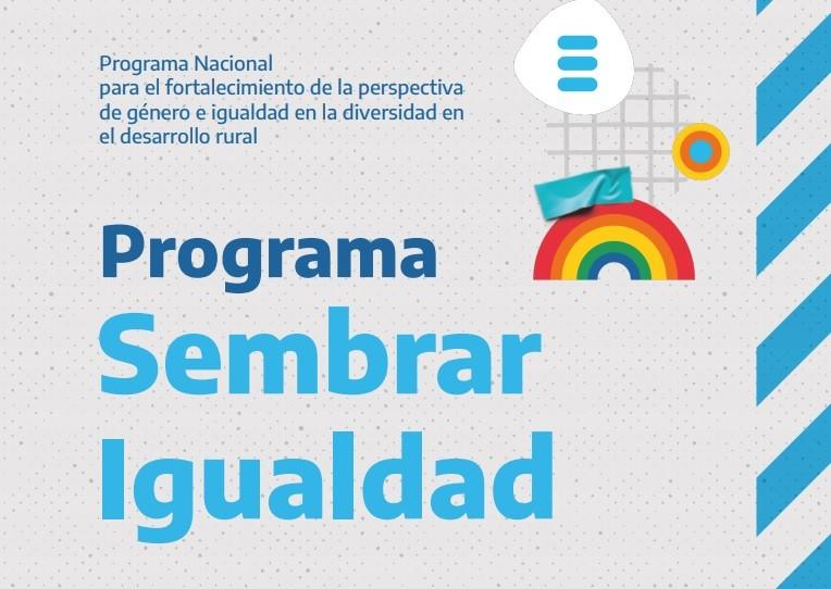 Nación presentó el Programa Nacional Sembrar Igualdad para mujeres y LGBTI+ en la ruralidad