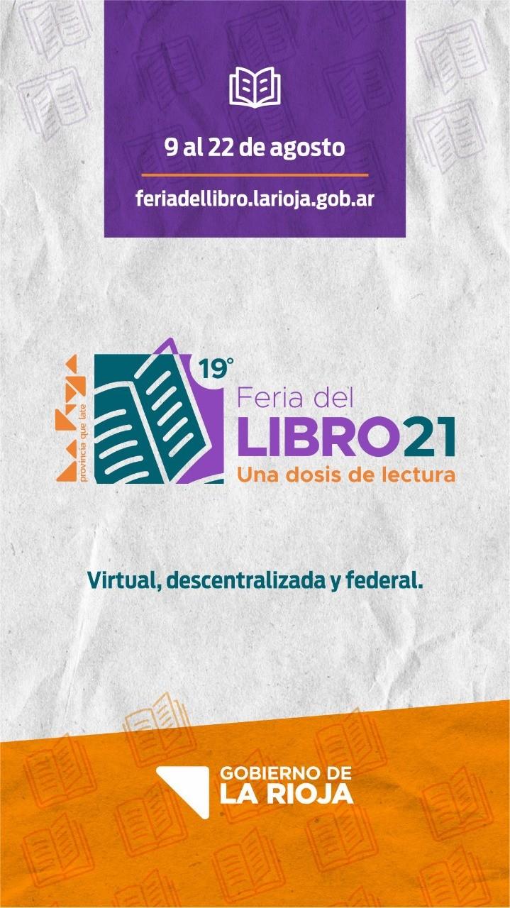 """Se realizará la 19º edición de la Feria del Libro bajo el lema """"Una dosis de lectura"""""""