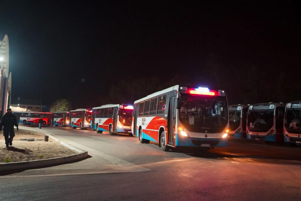 Rioja Bus completó la flota de 80 micros con 10 nuevos coches que ampliarán el servicio