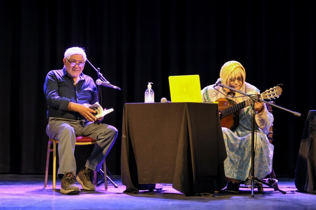 Nerio Tello y Doña Jovita rindieron homenaje a Héctor David Gatica