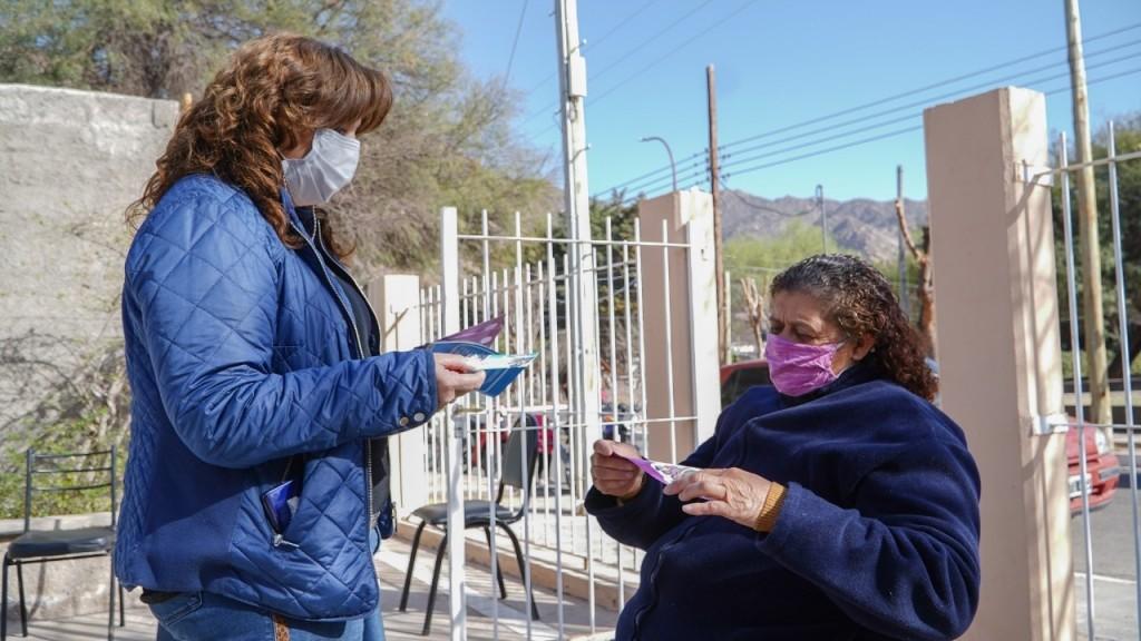Nueva jornada de salud para la mujer en Sanagasta